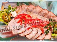 Паштет мясной с овощами