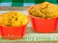 Картофельное мини суфле