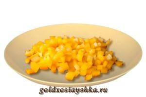 Перец болгарский желтый