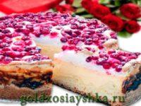 Пирог «Смородинка»