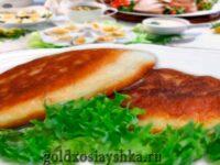 Пирожки с капустой квашеной