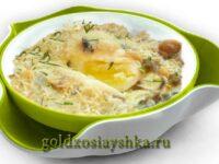 Яйца с рисом