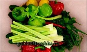 Зелень для летнего супа