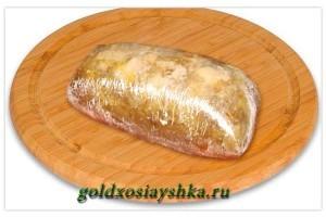 Остудить колбасу при комнатной температуре