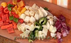 Говядина в пряном соусе. Рецепт с фото