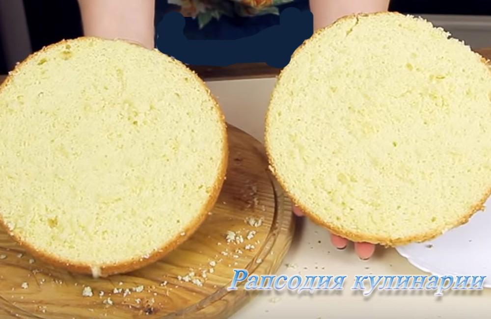 Бисквит по-русски